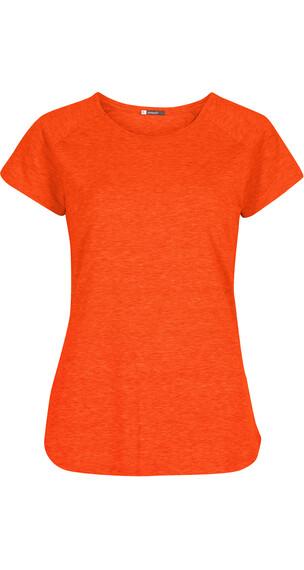 Norrøna W's /29 Tencel T-Shirt Hot Chili